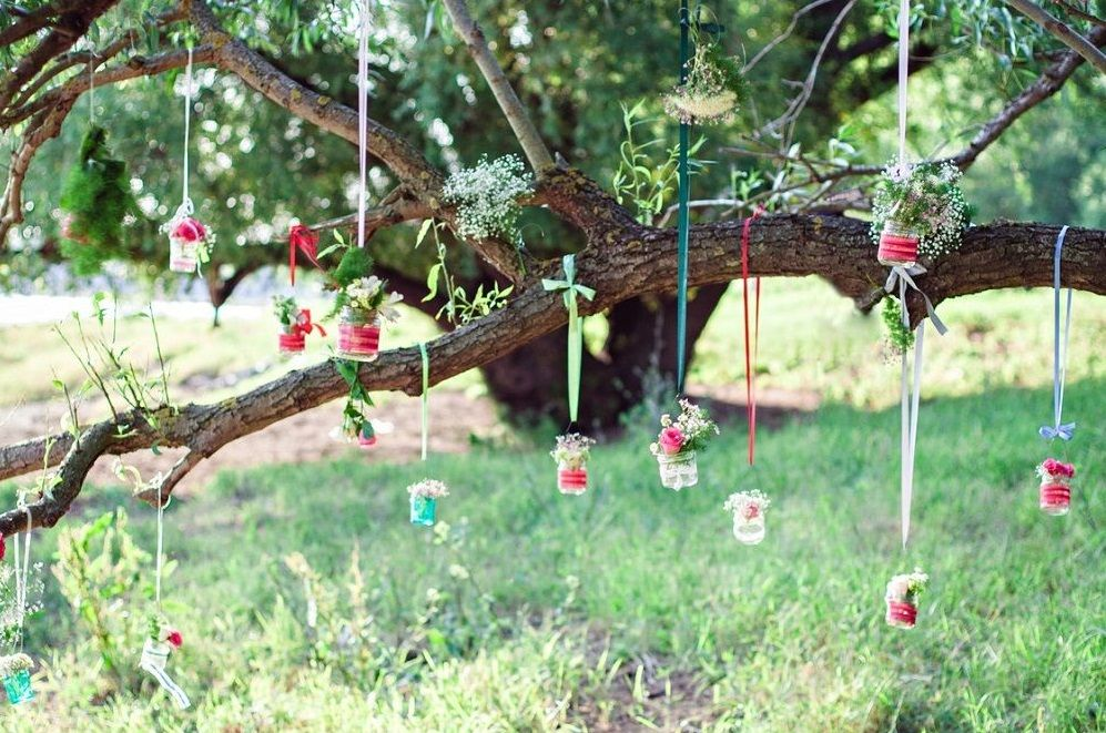 Dcorer un arbre diy dco mariage for Arbre decoration