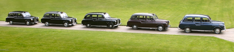 A LONDON TAXI RENTING