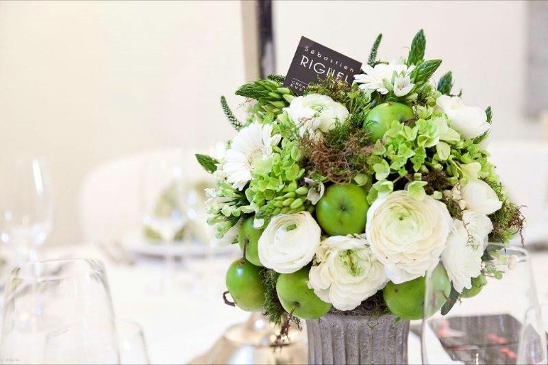Riguel - Décoration Florale avec Mariage.be