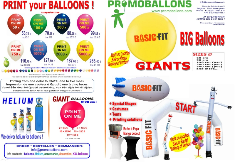 PROMOBALLONS EVENTS
