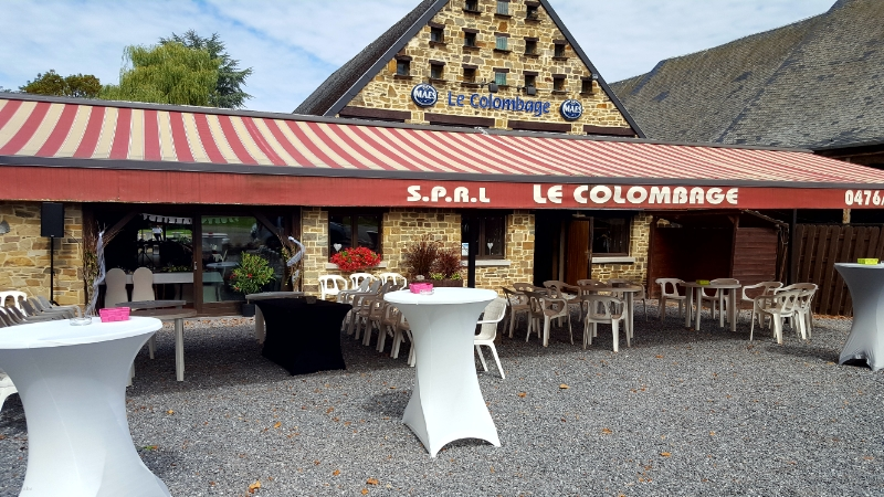 LE COLOMBAGE