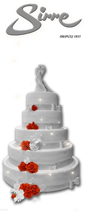 Wedding Cake Pièces Montées Glacier Bruxelles Wedding