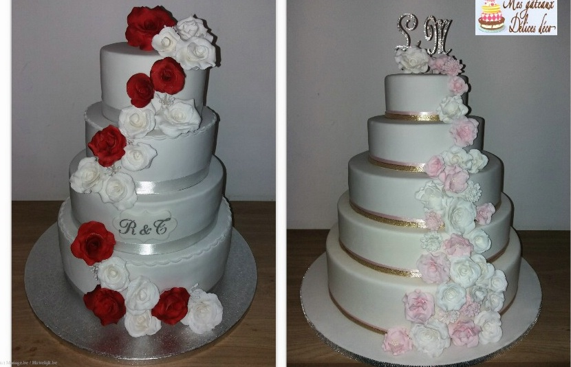 Mes Gâteaux Délices Déco Avec Mariagebe