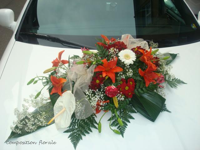 3d limo vous offre la dcoration florale sur le capot de votre limousine dune valeur de 75 euros. Black Bedroom Furniture Sets. Home Design Ideas