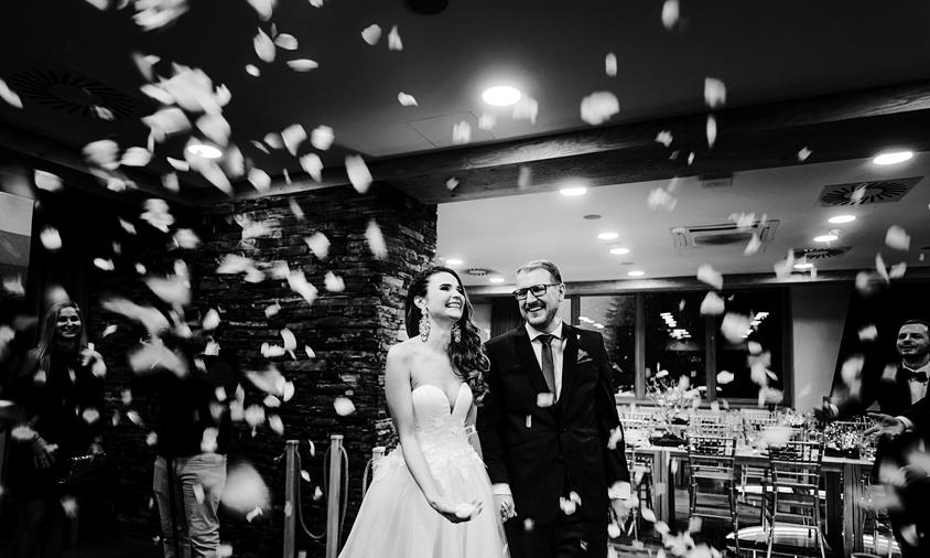 Retouche photographie de mariage
