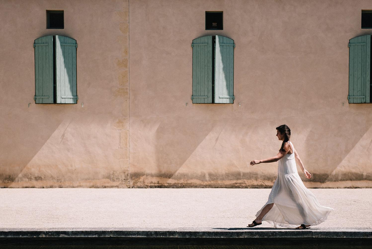 Contraste photographie de mariage
