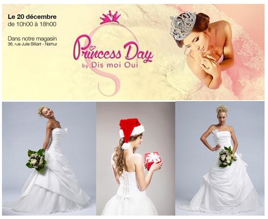 Princess Day, le rêve de toutes les demoiselles se réalise ce 20 décembre 2014