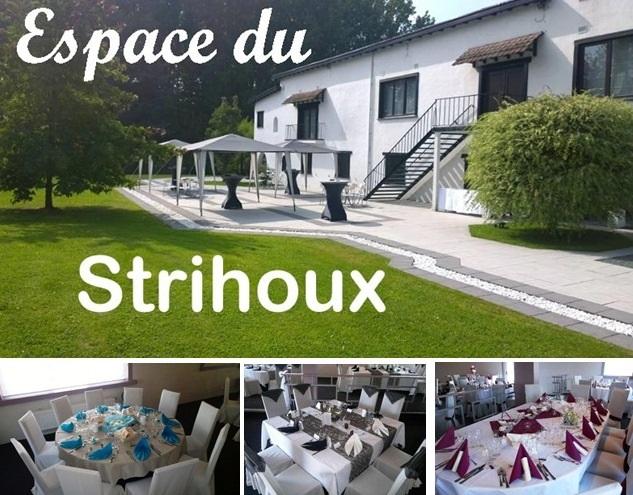 L'espace du Strihoux vous offre votre décoration de tables.