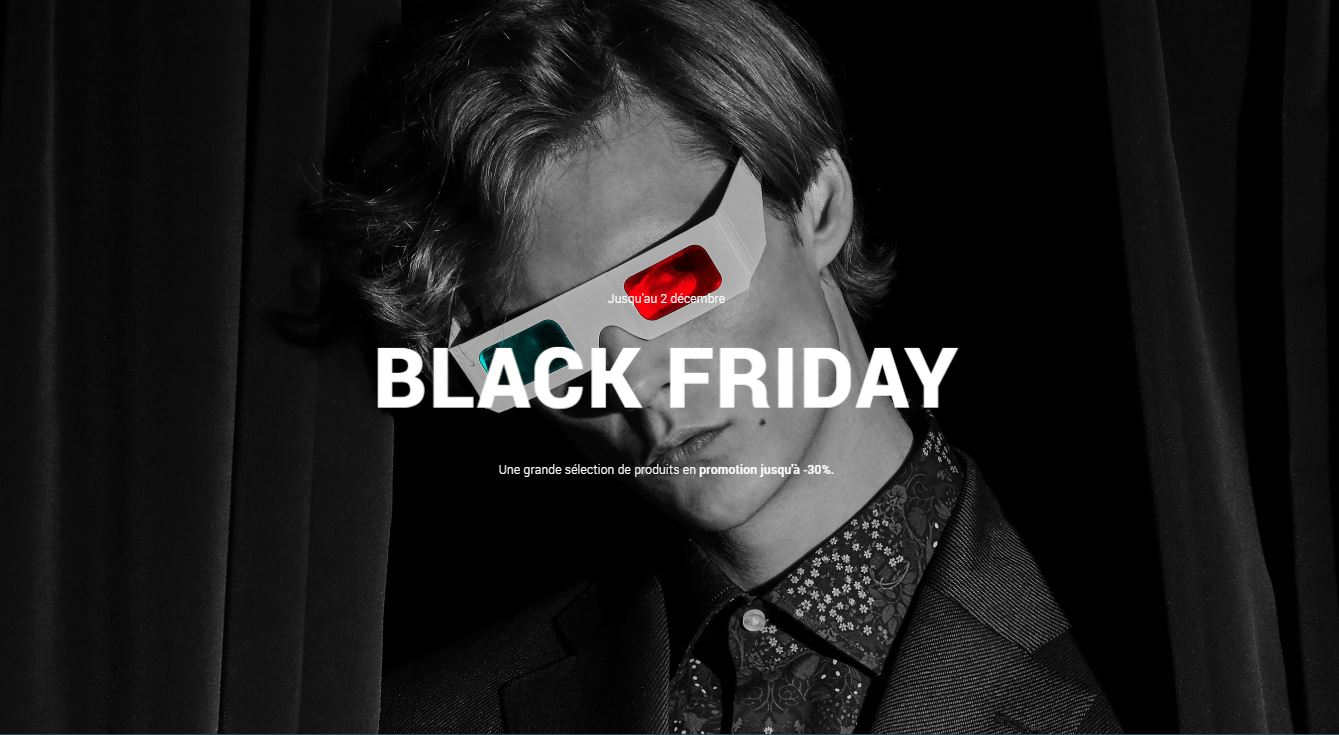 Black Friday chez Lanieri