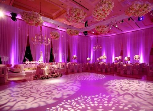 Votre décoration de mariage offerte