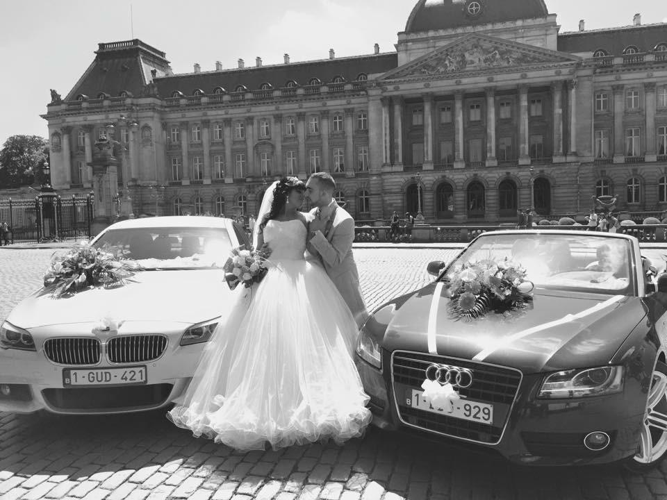 Promotion sur votre voiture de cérémonie