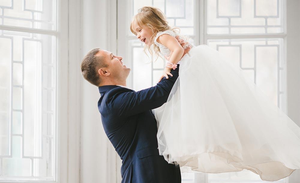 Danse père-fille