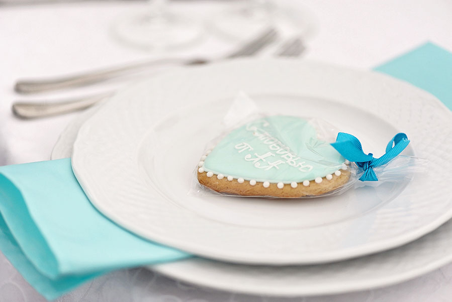Biscuits pour mariage