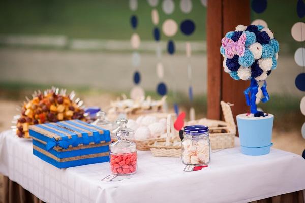 Réaliser un candy bar pas cher – DIY mariage