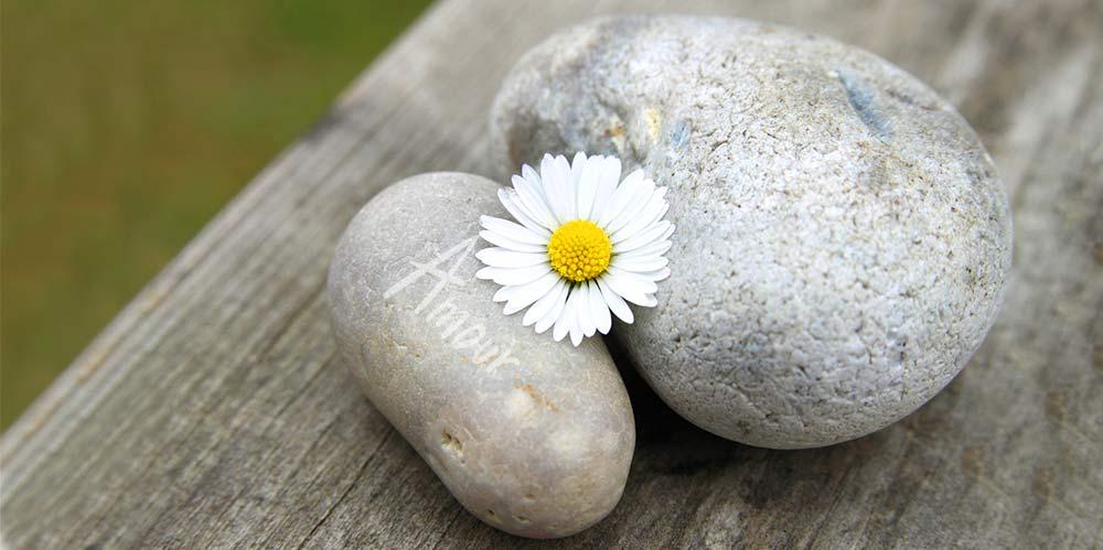 rituel pierres