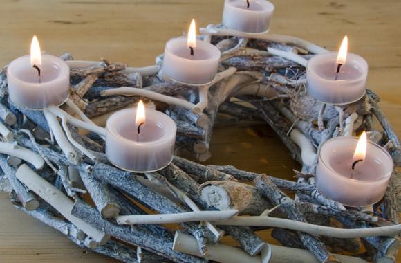 Le bois flott la dcoration au naturel for Mariage theme bois flotte