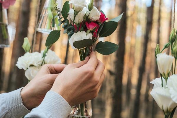Réalisez un rideau végétal, une déco florale inédite!