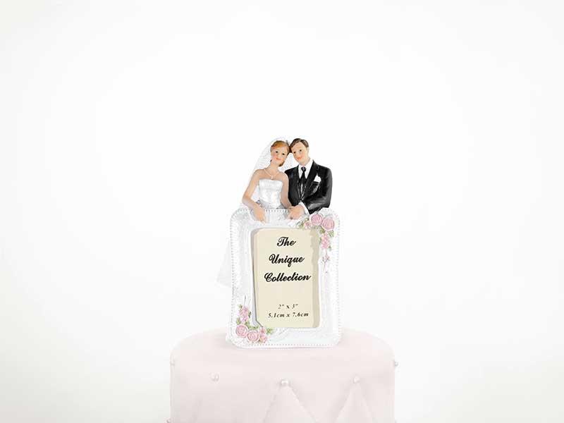Les figurines de gâteau de mariage, kitch ou tendance ?