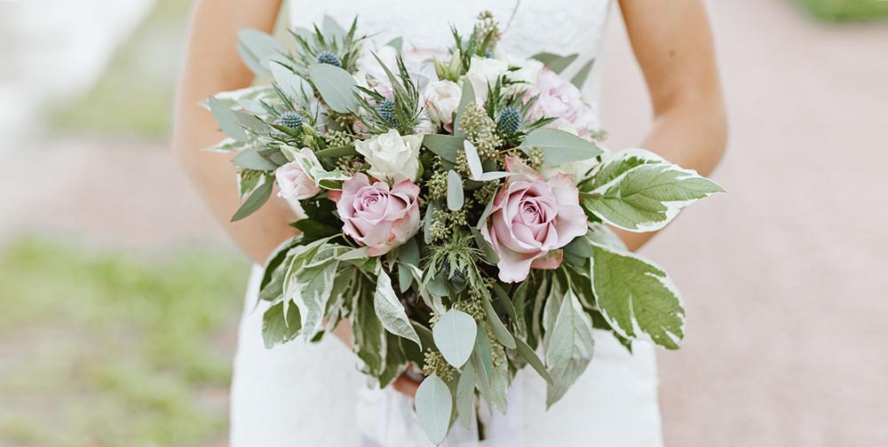 Rendre hommage avec son bouquet