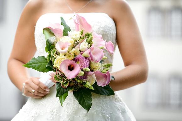 Le bouquet de la mariée : Calla