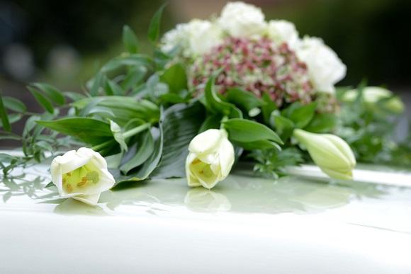 Le bouquet de la mariée : Lys