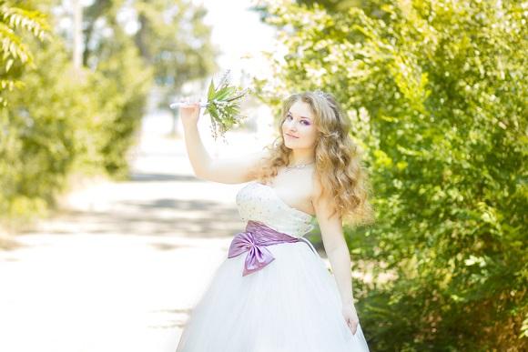 Le bouquet de la mariée : Muguet
