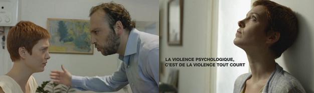 Non à la violence conjugale