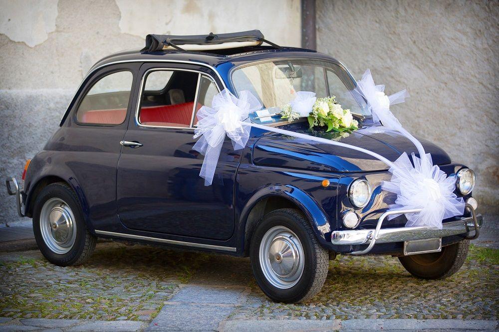 Le ruban pour décorer votre voiture de mariage
