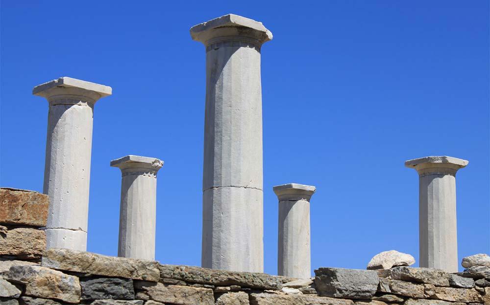 Temple de Delos