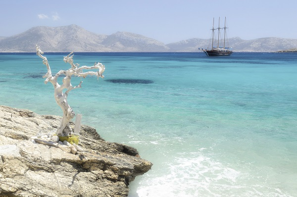 AMORGOS : La Grèce vous offre le bonheur