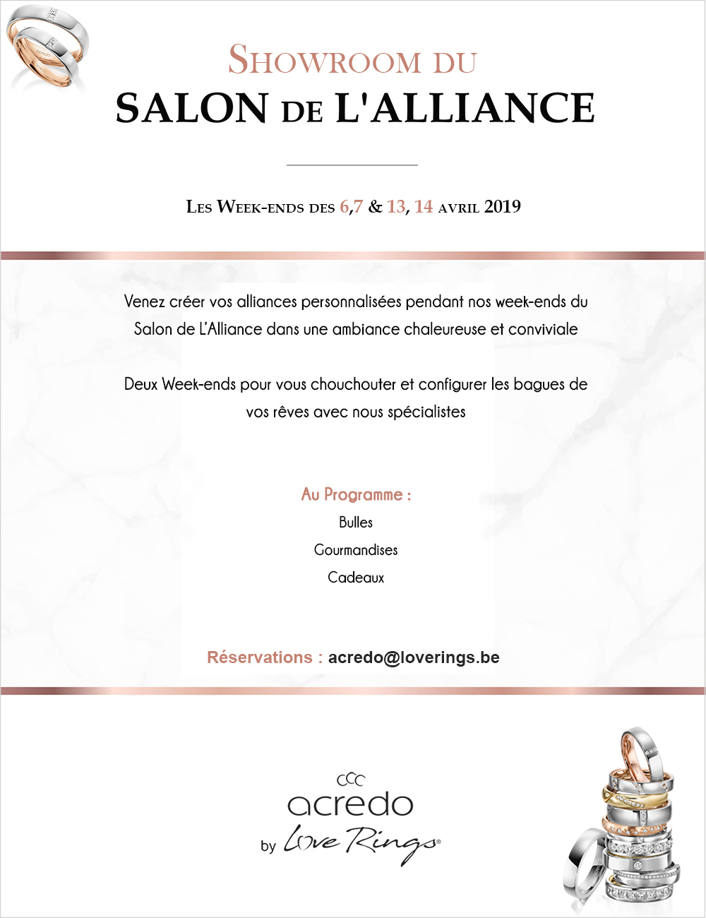 showroom du salon de l'alliance