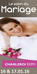 SALON DU MARIAGE - CHARLEROI EXPO
