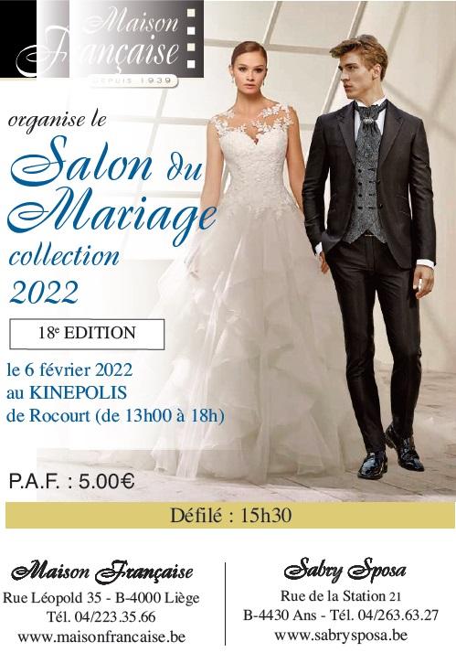 kinepolis rocourt - salon du mariage 6ème edition