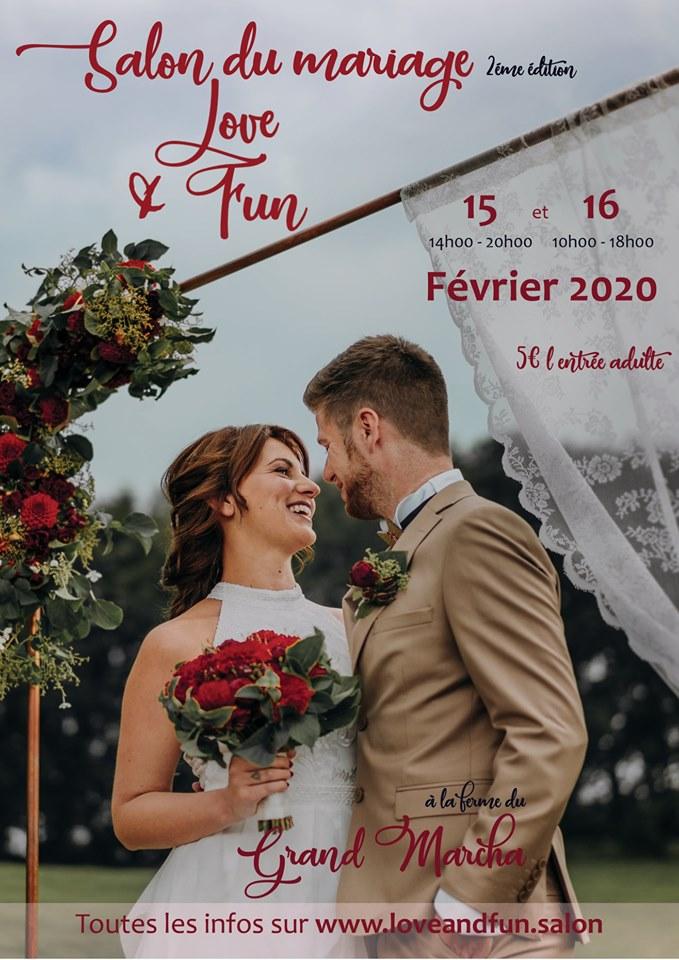salon du mariage love & fun