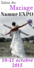 SALON DU MARIAGE NAMUR EXPO