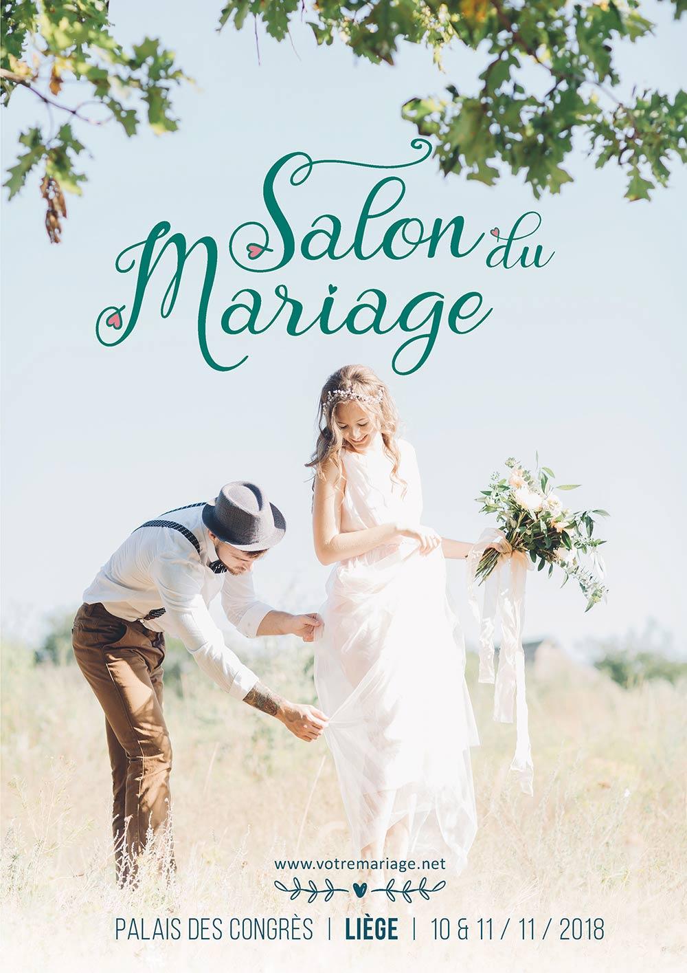 Salon du mariage liege palais des congres lige 10 11 novembre 2018 - Salon de l emploi palais des congres ...