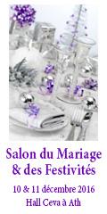 SALON DU MARIAGE & DES FESTIVITES