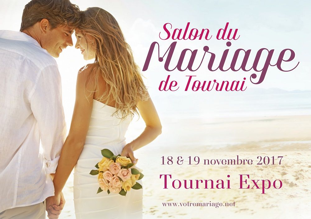 Salon du mariage de tournai kain les 18 19 novembre 2017 for Salon du reptile 2017