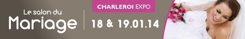 Salon du mariage charleroi expo charleroi les samedi 16 et dimanche 17 janvier 2016 - Salon du mariage de bruxelles ...