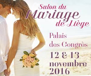 Salon du mariage de Liege