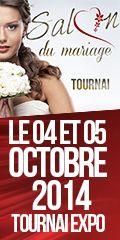LE SALON DU MARIAGE DE TOURNAI EXPO